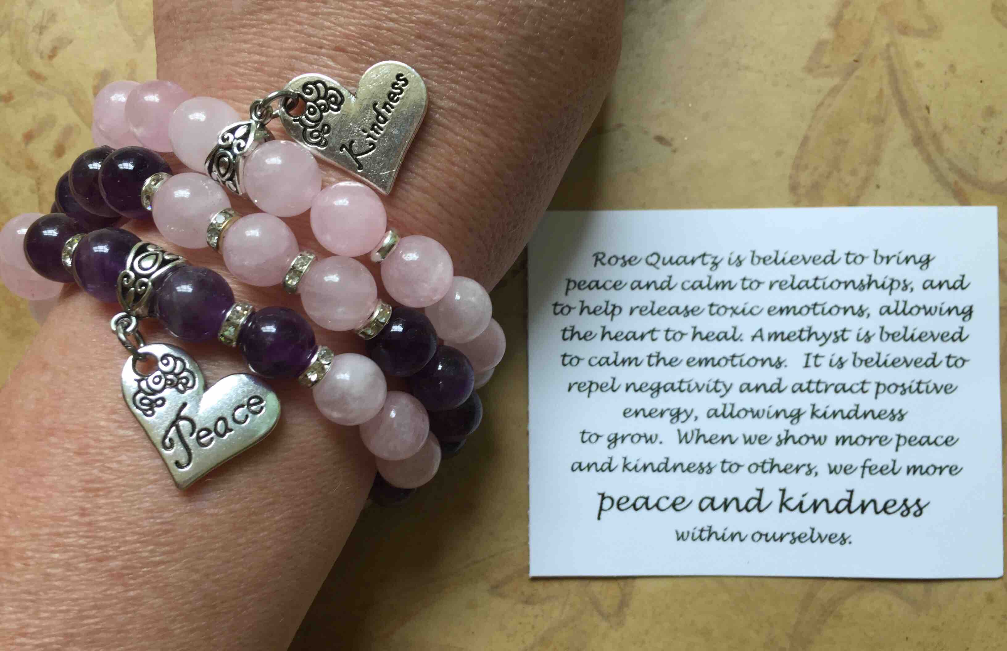 The Peace And Kindness Stack Set